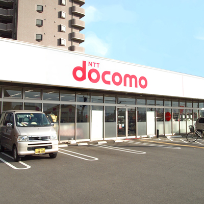ドコモショップ桜井店・外観